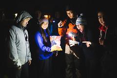 Twilight Hike Hollyburn Dec.5.2014 - 02