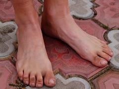 katya10 (peterrosenmueller) Tags: feet toes dirty barefoot rough farmgirl