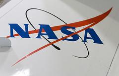 NASA Logo on Gulfstream III