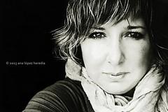Autorretrato en blanco y negro self portrait in black and white (<b>Ana Lpez</b> <b>...</b> - 15983750223_ed388029b3_m