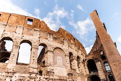 Coliseum (Instagram @SMSidat737) Tags: rome roma history ruins roman empire coliseum