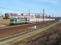 2736  Luchtbal  20.03.09 (w. + h. brutzer) Tags: digital train nikon eisenbahn railway zug trains locomotive 27 belgien lokomotive luchtbal elok eisenbahnen sncb eloks webru