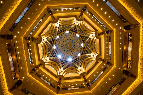 Emirates Palace Hotel à Abu Dhabi