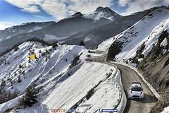 2015 WRC Rallye Monte-Carlo - Day 3 (Michelin Motorsport_Rally) Tags: auto paris france car sport rally 15 montecarlo motor mco rallye motorsport 2014 wrcworldrallychampionship championnatdumondedesrallyes wrcworldchampionship