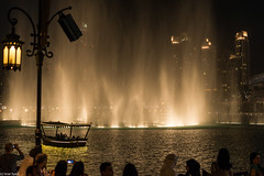 Dubai Fountain Show (Israr Syed) Tags: show mall dubai fountains