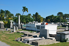 Key West (Florida) Trip, November 2014 0166Ri 4x6 (edgarandron - Busy!) Tags: cemeteries cemetery keys florida keywest floridakeys keywestcemetery