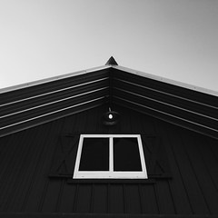 Storms (Connor Norvell) Tags: roof blackandwhite barn dark blackwhite streetphotography stormy