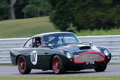 Number 07 Aston Martin (albionphoto) Tags: usa march fiat lotus ct ferrari autoracing alfaromeo motorracing 07 transam astonmartin tyrrell lakeville limerockpark historicf1 vscca