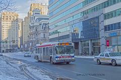 septa5619 (ExactoCreation) Tags: new bus flyer floor diesel low transit septa