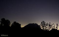 El puig des del Xarquer ( alfanhu) Tags: noche nightshot nocturna sella nit puigcampana xarquer