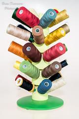 Thread Tree (Brian Desrosiers Photography) Tags: life lighting tree thread studio still sewing objects