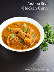 Kodi-Kura-Andhra-Chicken-Curry4 (Priti_S) Tags: chicken sidedish chickencurry chickenrecipes