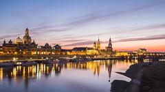 Dresden  Sunset Elbe (Markus Jaschke) Tags: sunset water dresden ship fuji sonnenuntergang ngc wolken sachsen frauenkirche elbe nachtbild elbflorenz fuji1855 fujixt1 semoperoper