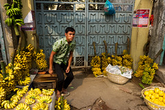 The Small Entrepreneur (The Finest Soldier [Passionate Learner]) Tags: world life street camera light people woman man money color love yellow canon photography nikon asia day earth small streetphotography banana vendor dhaka sylhet bangladesh seller chittagong entrepreneur mohammadsaifulislam saif1045gmailcom thefinestsoldiersphotostream insightphotographyymailcom