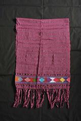 Rebozo Weaving Mexico Maya Chiapas (Teyacapan) Tags: mexico clothing maya mexican textiles chiapas zinacantan shawls weavings rebozos