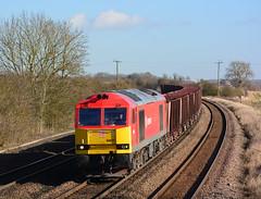 Terminal Velocity (Feversham Media) Tags: lincolnshire freighttrains tugs dbs northlincolnshire class60 60017 dbschenker newbarnetby