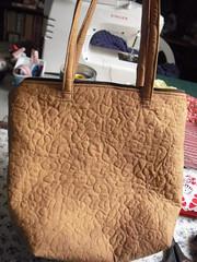 Bolsa - Bag (Eun Wa) Tags: bag quilt handmade artesanato craft bolsa costura alça zíper feitoamão quiltlivre bolsadetecido bolsacomzíper alçadebolsa