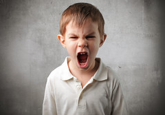 Behavior Problems: What's Normal and What's Not (premierpediatrics) Tags: portrait italy baby childhood kid crazy child bad young anger rage scream angry devil hungry fury quarrel