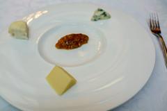 Cheeses: Tomme de Savoie, Dlice de Bourgogne, Fourme d'Ambert (Premshree Pillai) Tags: tallinn estonia tallinnmay16 europe cheese cheeses restauranttchaikovsky dinner tastingmenu dinnerforone food