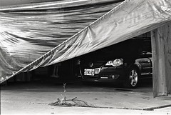 img009 (Yu,Tsai) Tags: film car 50mm iso400 elmar leitz elmar5cmf35 volkswagenpolo9n3 gtx970 rolleiretro400s leicaiiifreddialselftimer