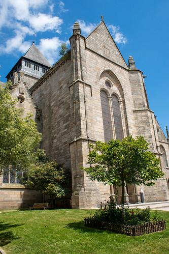 Église Saint-Malo à Dinan