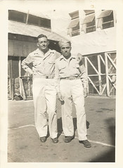 Scan_20160715 (33) (janetdmorris) Tags: world 2 history monochrome century america vintage army hawaii us war pacific military wwii grandfather monochromatic front 1940s ii ww2 granddaddy forties 20th usarmy allies allied