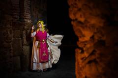The Legend of Zelda: A Link Between Worlds (Nebulaluben) Tags: hilda zelda cosplay costume cosplayer buitrago de lozoya madrid spain españa legend link between worlds video game gaming nintendo nikon d5100 photography crafts