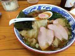 Wantan Ramen from Tora Shokudo @ Shirakawa (Fuyuhiko) Tags: wantan ramen from tora shokudo shirakawa fukushima