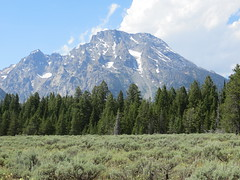 Mt. Moran, Wyoming (Joel Abroad) Tags: grandteton nationalpark mountains wyoming mtmoran