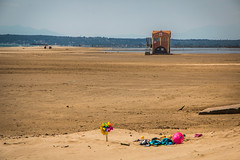 Plage bonde ... de sable ! (icodac) Tags: canon eos70d 18135mm efs18135mmf3556is portlanouvelle plage mer borddemer c
