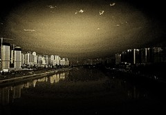 Another planet city (Chongqing) (Slonya) Tags: city light skyline different planet another chongqing