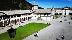 Sacro Monte di Oropa  - Santuario di Oropa -  #biellese  #biella  #visitpiedmont #visitpiedmontitaly #Oropa  #innamoratidelbiellese #summer  #italy (! . Angela Lobefaro . !) Tags: instagramapp square squareformat iphoneography uploaded:by=instagram lofi oropa unesco mountains montagne bergen biellese worldheritage biella piemont piedmont piemonte