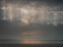 Sylt (16) (sedregh (on/off)) Tags: sylt icm intentionalcameramovement strand beach meer sea landschaft landscape sunset sonnenuntergang painterly