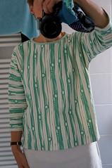 Frau Aiko in Jersey (Two_tango) Tags: sewing nhen frau aiko schnittreif organic jersey biojersey top
