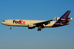 N522FE (FedEx) (Steelhead 2010) Tags: fedex nreg n522fe md11 md11f federalexpress mcdonnelldouglas cargo