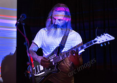 Moon Duo (Gig Junkies) Tags: moon duo goa express hey bulldog live gig concert hebden bridge trades club rock music