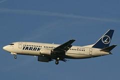 Boeing B737 ~ YR-BGB  Tarom (Aero.passion DBC-1) Tags: spotting aircraft aviation avion plane dbc1 aeropassion cdg roissy boeing b737 ~ yrbgb tarom