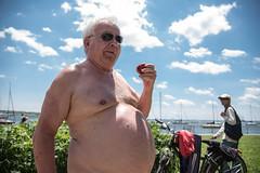 (yedman) Tags: wnbr 2016 toronto canada world naked bike ride naturalist adamsapple candid street