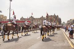 Reta-Guardia 9407 (Marcos GP) Tags: marcosgp lima peru guardia ejercito caballo soldados desfile plaza