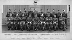 Surrey Home Guard (stephen.lewins (1,000 000 UP !)) Tags: surrey surreyhomeguard ww2 civildefence farnham farnhamhomeguard dadsarmy