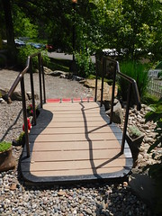 THIS IS A FOOT BRIDGE (Visual Images1) Tags: foot bridge discoverycenter storygarden binghamton newyork