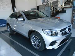 Mercedes-Benz clase GLC Coupe (Goiko-Auto) Tags: glc copue disponible goikoauto mercedesbenz clase gris porton trasero disño prestaciones estetica gama
