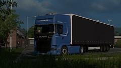 (DaveyY PhotoS) Tags: scania r450 topline streamline krone deutschland belgium ets2 euro truck simulator 2 super
