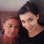 / Love ❤️☺️  #HeavenSky  & Saskia von F ❤️   #Love #liebe #Peace #happiness #summer #sunday #relationship #chilling #togetherforever HeavenSky a #artist from #koblach #feldkirch #vorarlberg #austria #igersaustria #igerskoblach #igersvor
