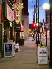 Acme Lock (Travis Estell) Tags: acmelock bluerhino cbd centralbusinessdistrict cincinnati downtown downtowncincinnati hardwarestore locksmith mainstreet mainstreetcincy ohio cincinnatieastmanufacturingandwarehousedistrict mainstreethistoricdistrict