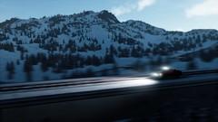 Dodge Ram SRT 10 (RaY29rus) Tags: thecrew dawn snow mountain