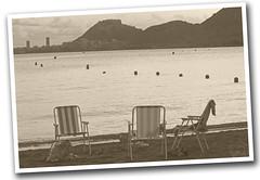 El fin del verano (Elas Gomis) Tags: playa beach alicante verano summer end fin otoo autumn sepia bnbw eliasgomis