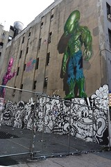 NYC - Downtown Manhattan (ikimuled) Tags: nyc newyork newyorkcity manhattan downtownmanhattan