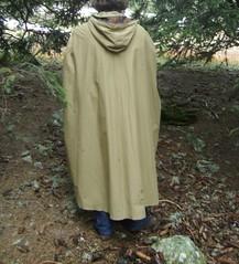 Rainmac-gummi-beige-IMGP0055 (Umhaenge2010) Tags: cape cloak cloack umhang regenumhang raincape capeimpermable