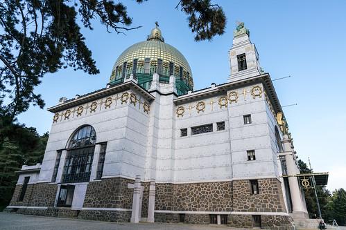 Otto Wagner: Kirche am Steinhof, 1904-07